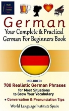 کتاب آلمانی German Your Complete & Practical German For Beginners Book