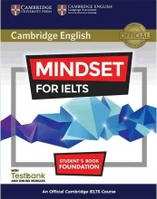 Cambridge English Mindset For IELTS Foundation Student Book+CD