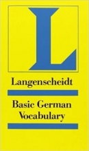 Langenscheidts Grundwortschatz Deutsch: Basic German Vocabulary