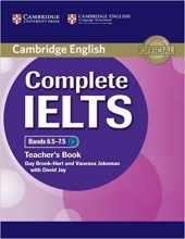 کتاب معلم Complete IELTS Bands 6.5-7.5 Teacher's Book