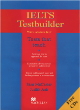 IELTS Testbuilder 1 with CD