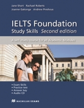 Ielts Foundation Students Book+study skills+2cd