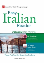 Easy Italian Reader Premium 2nd Edition