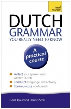 DUTCH GRAMMAR YOU REALY NEED TO KNOW