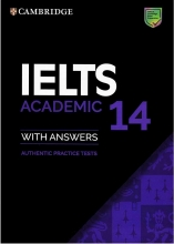 IELTS Cambridge 14 Academic+CD