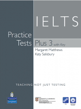 IELTS Practice Tests Plus 3 with Key