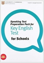 Speaking Test Preparation Pack for Key English test for Schools