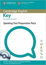 Speaking Test Preparation Pack for Key English test