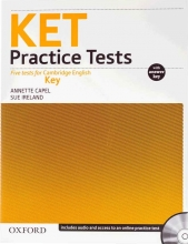 KET Practice Tests With CD