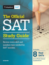 The Official SAT Study Guide 2018+DVD