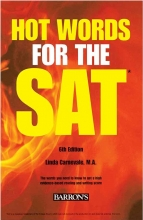 Hot Words for the SAT 6th