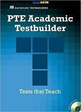PTE Academic Testbuilder: Student's Book + Audio CD