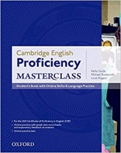 Cambridge English Proficiency Masterclass Student's Book