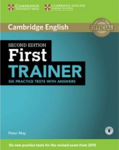 First Trainer Six Practice Tests with Answers