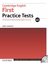 Cambridge English First Practice Tests+CD
