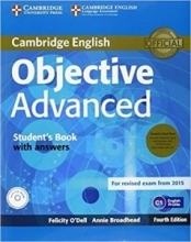 Objective Advanced 4th Edition: S.B+W.B+ CD