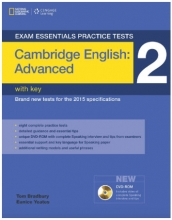 Exam Essentials Practice Tests Advanced (CAE) 2+CD