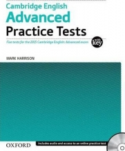 Cambridge English Advanced Practice Tests+CD