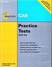 CAE Practice Tests with key Essentials EXAM
