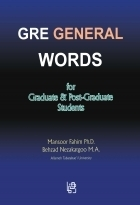 GRE General Words for Graduate & Post-Graduate Students