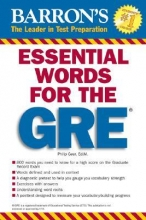 Essential Words for The GRE 4th Edition