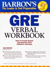 Barrons GRE Verbal Workbook 2nd Edition