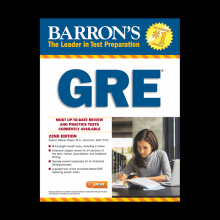 Barrons GRE 22nd Edition+CD
