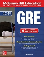 McGraw Hill Education GRE 2019 5th Edition