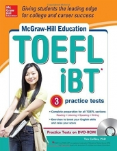 McGraw Hill Education TOEFL iBT+CD