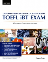 Oxford Preparation Course for the TOEFL iBT Exam with DVD