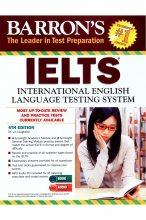 Barrons Ielts :International English Language Testing System 4th+CD