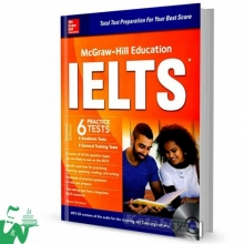 McGraw-Hill Education IELTS 6 Practice Tests 2nd+CD