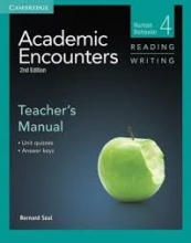 Academic Encounters Level 4 Teachers Manual Reading and Writing