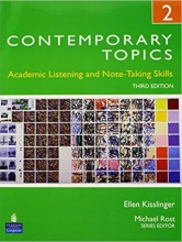 Contemporary topic 2 with cd