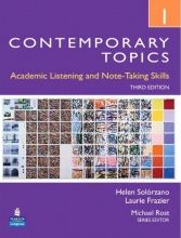 Contemporary topic 1 with cd