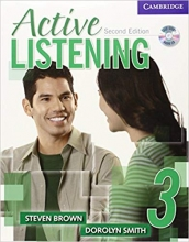 Active Listening 3 Student Book with CD