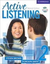 Active Listening 2 Student Book with CD