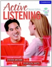 Active Listening 1 Student Book with CD