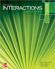 Interactions Access Listening And Speaking 6th Edition