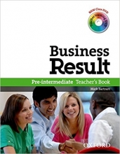 Business Result Pre-Intermediate: Teacher's Book