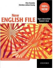 (New English File Upper-Intermediate (SB+WB+CD