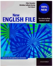 (New English File Pre-Intermediate (SB+WB+CD