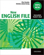 (New English File Intermediate (SB+WB+CD