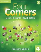 کتاب معلم Four Corners Level 4 Teacher's Edition