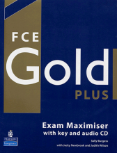 FCE Gold Plus Exam Maximiser + coursebook with CD