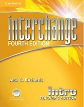 Interchange intro Teachers book with Assessment audio cd fourth edition