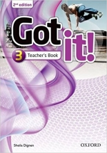 Got it!: Level 3: Teacher's Book