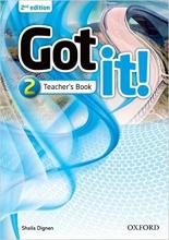 Got it!: Level 2: Teacher's Book