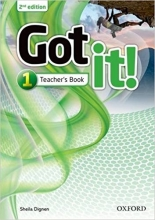 Got it!: Level 1: Teacher's Book