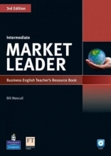 کتاب معلم Market Leader 3rd Intermediate: Teachers Book
